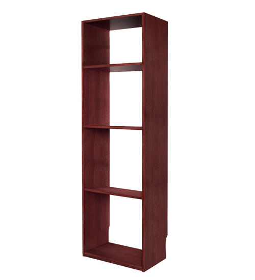 Walk In Closet Organizer Vertical Tower With Adjustable Shelves